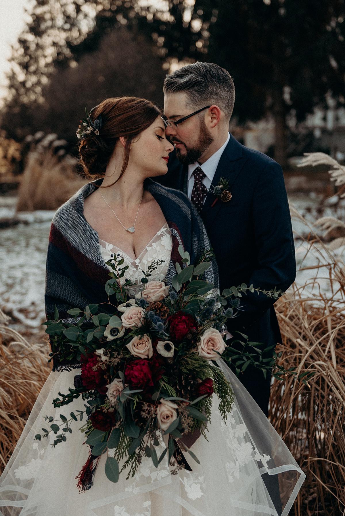 Capital Florist and Mocha Tree Studios Ottawa Wedding