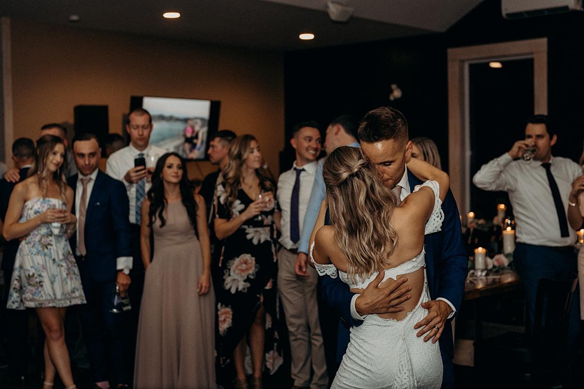 Laura and Jackson Vignoble de Chelsea Wedding Ottawa