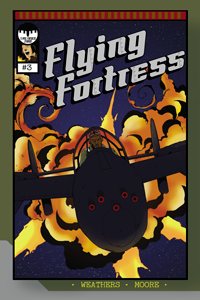 Read Flying Fortress #3!