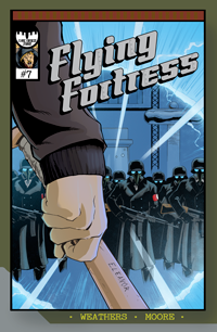 Flying Fortress #7