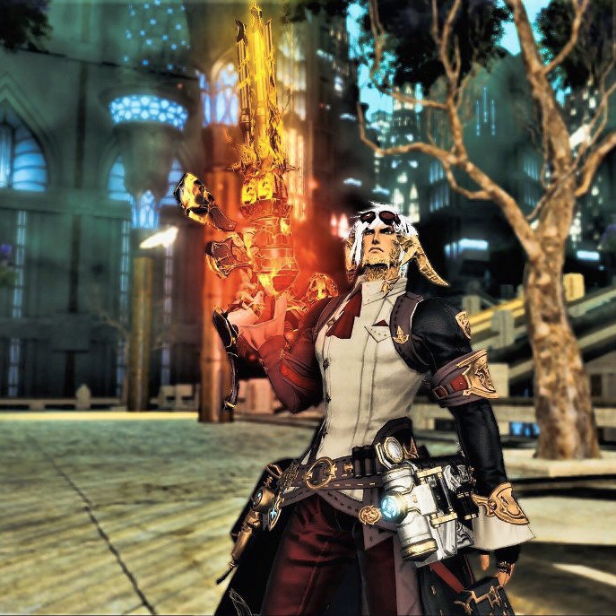 Starcaller chronos, MCH - -Keeping you topped off since ARR.-Versatile. Will fill any role; UwU-Can guess the flavor of a Popsicle by sitting on it.