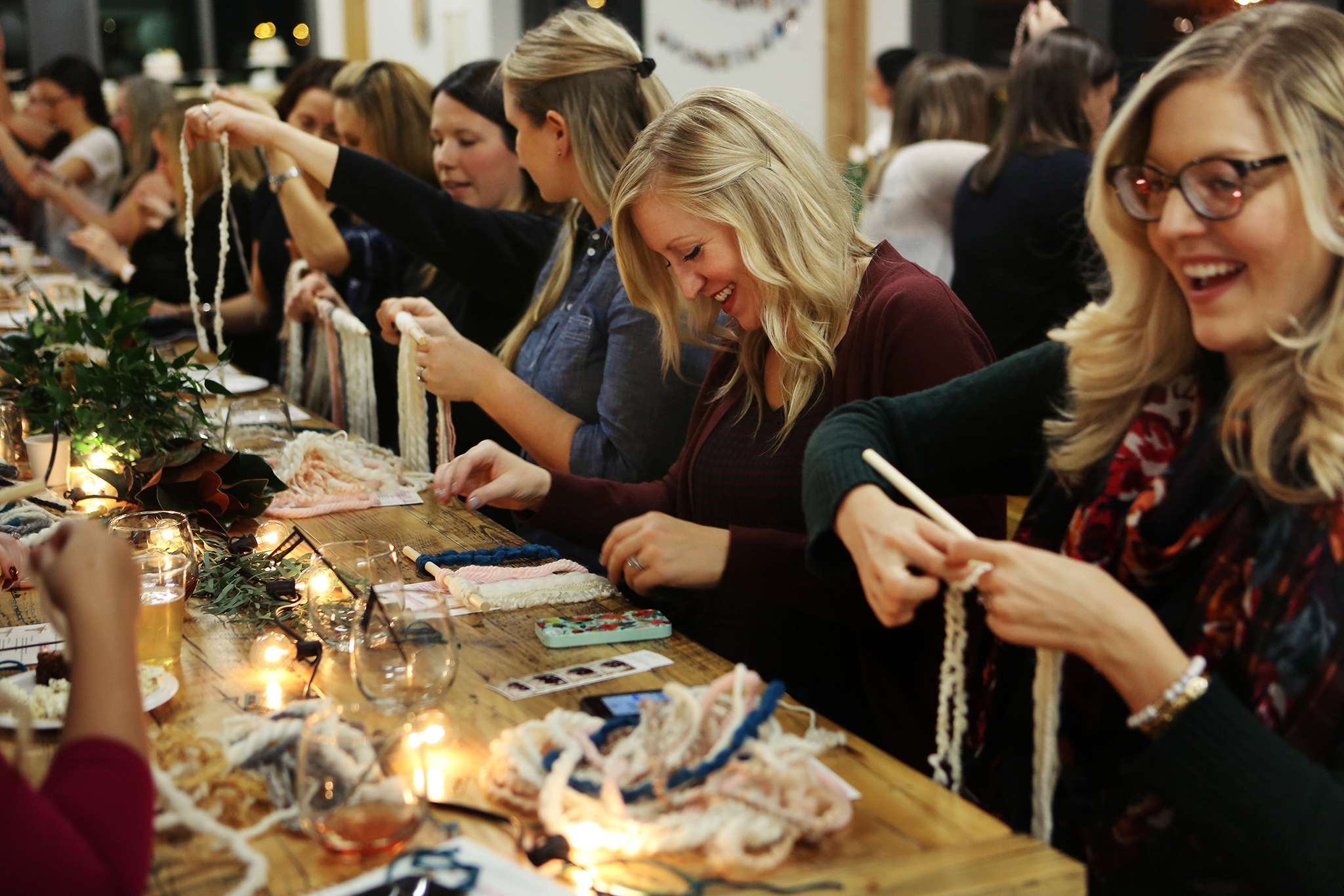 Made Social event - photo by Andrea Hanki