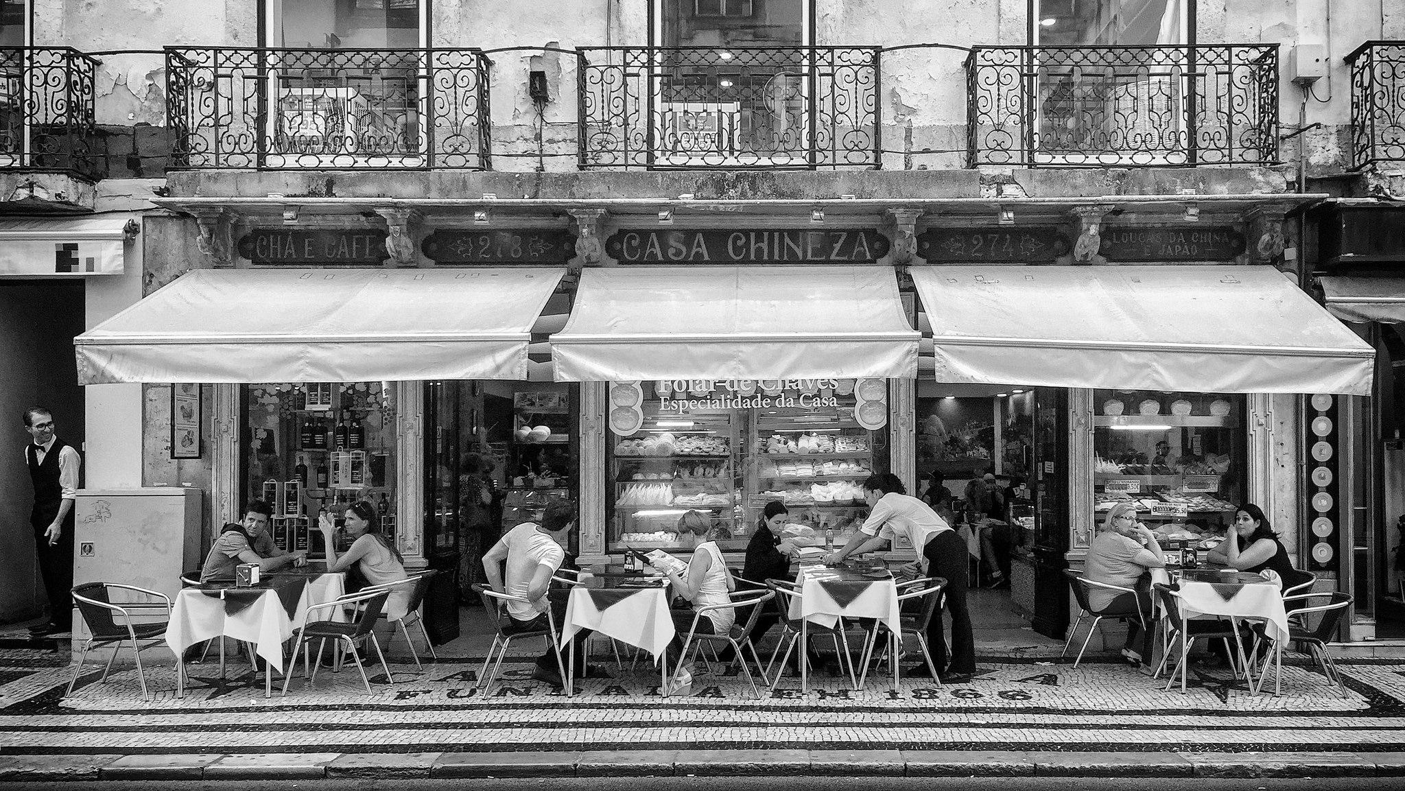 Lisbon Street Café
