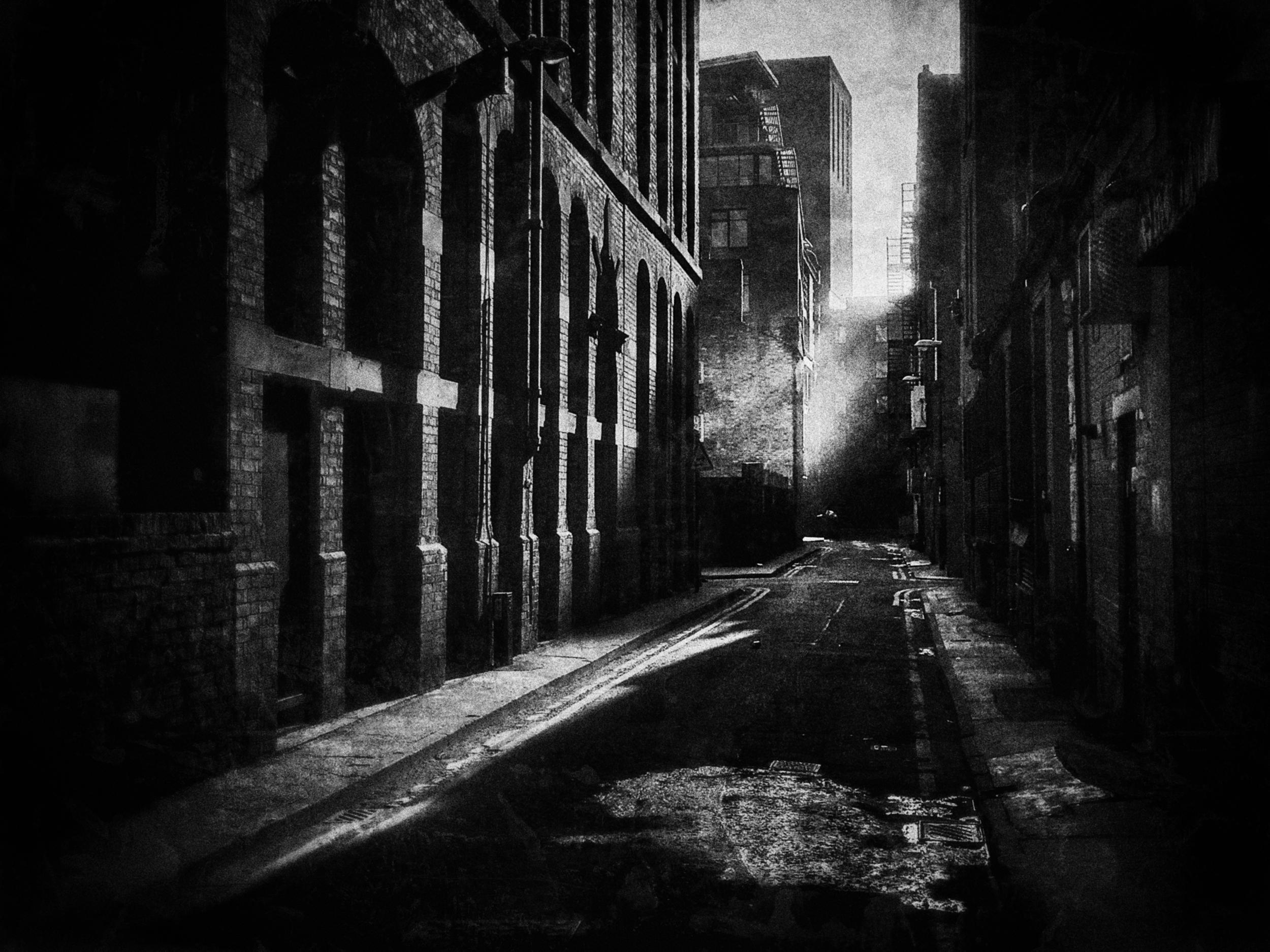 Daylight Through The Backstreets