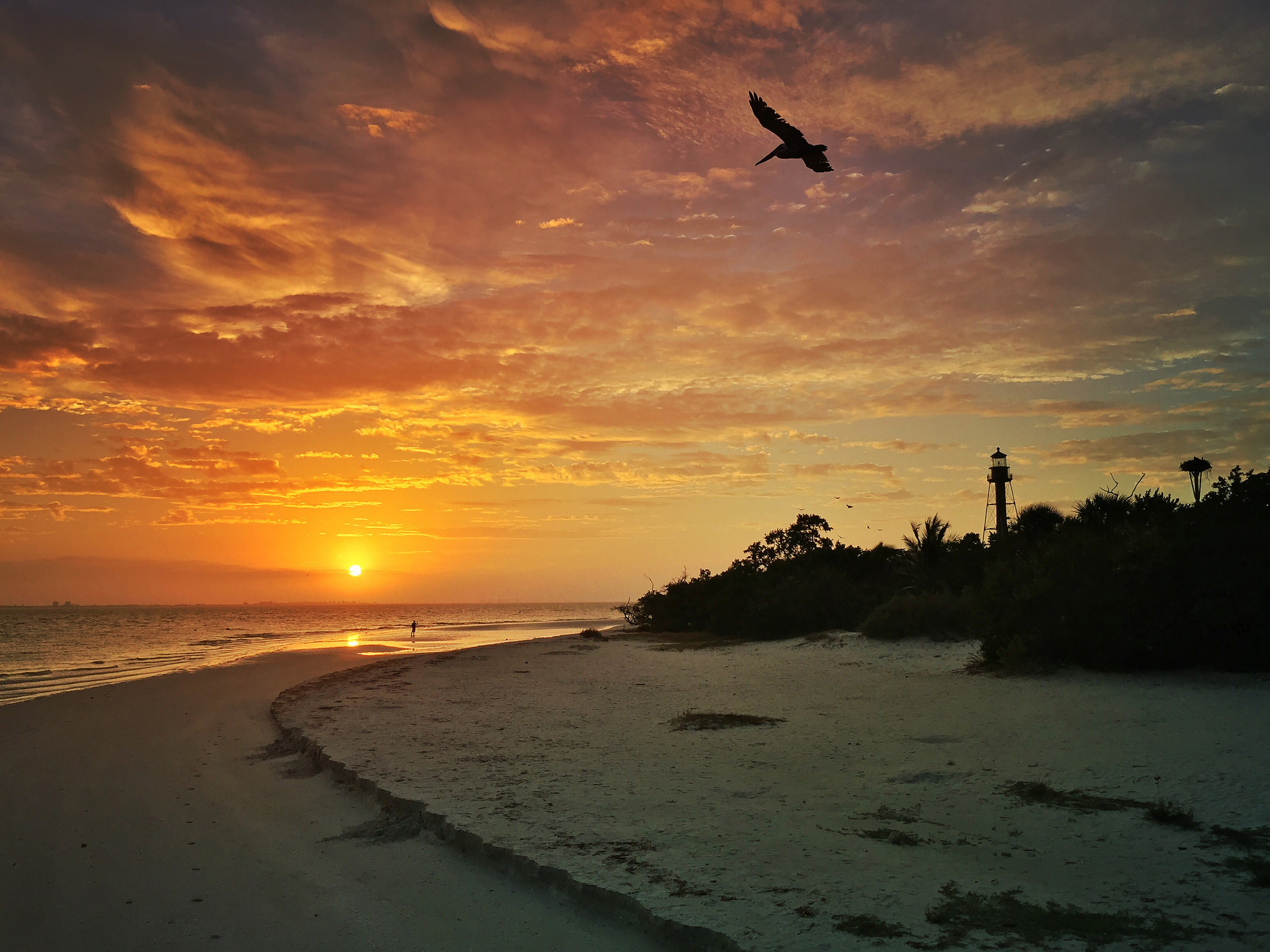 Sanibel, Florida, Sunrise