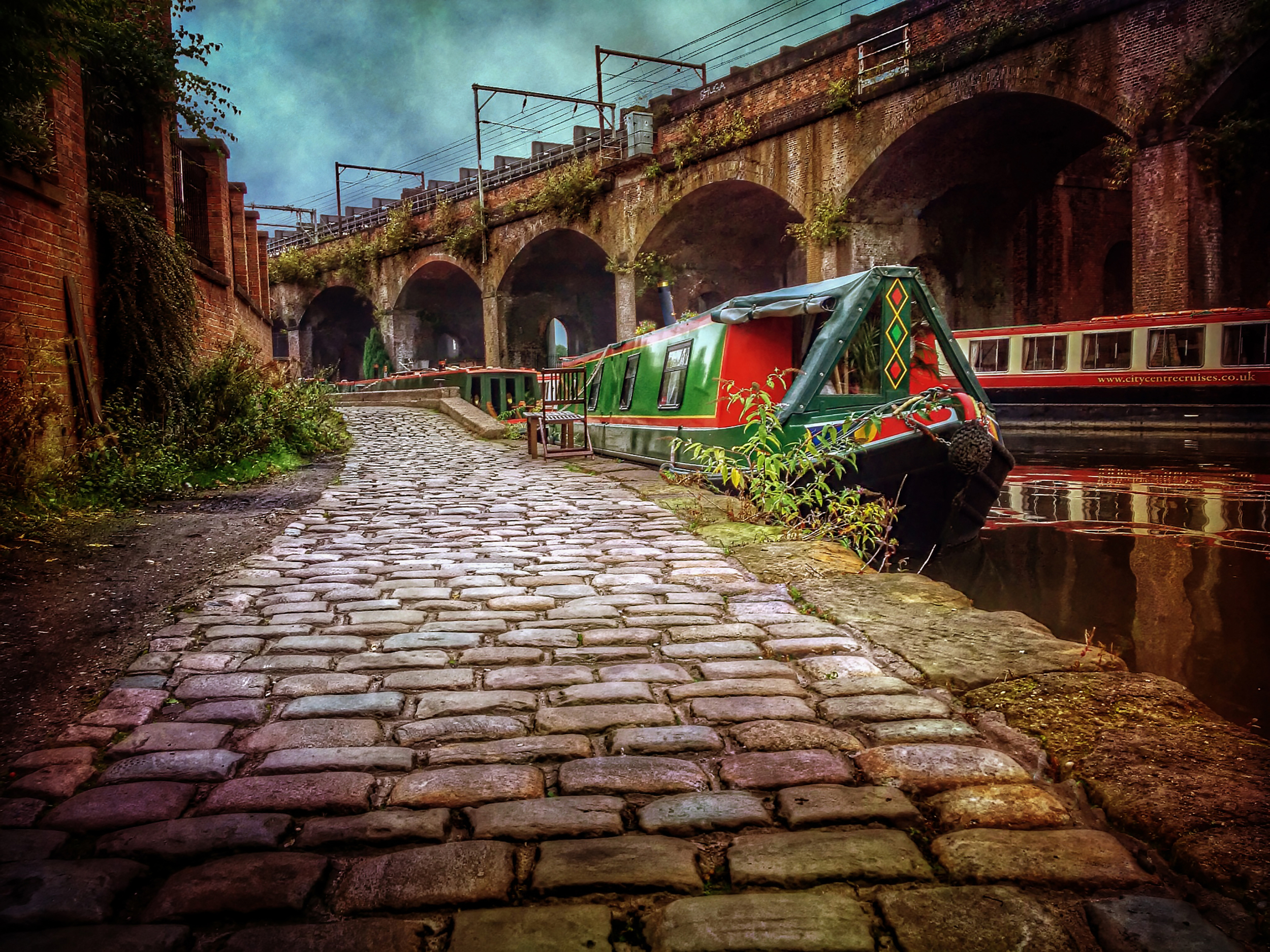 Castlefield Towpath