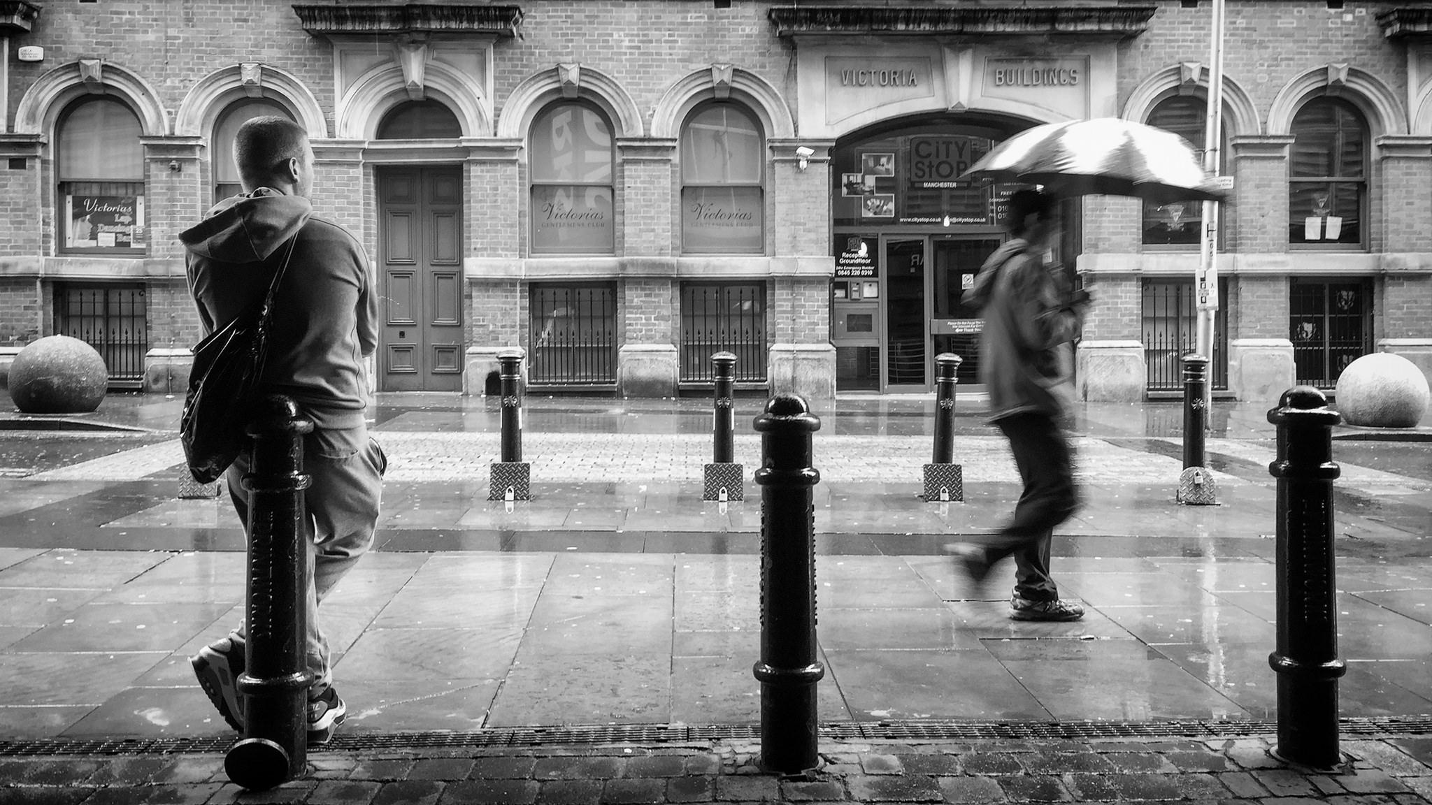 Manchester Rain