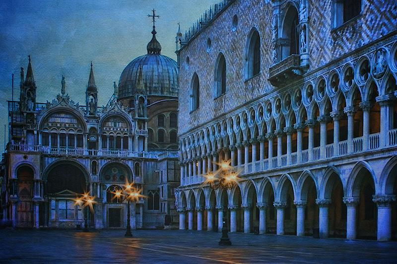 San Marco Blue Hour