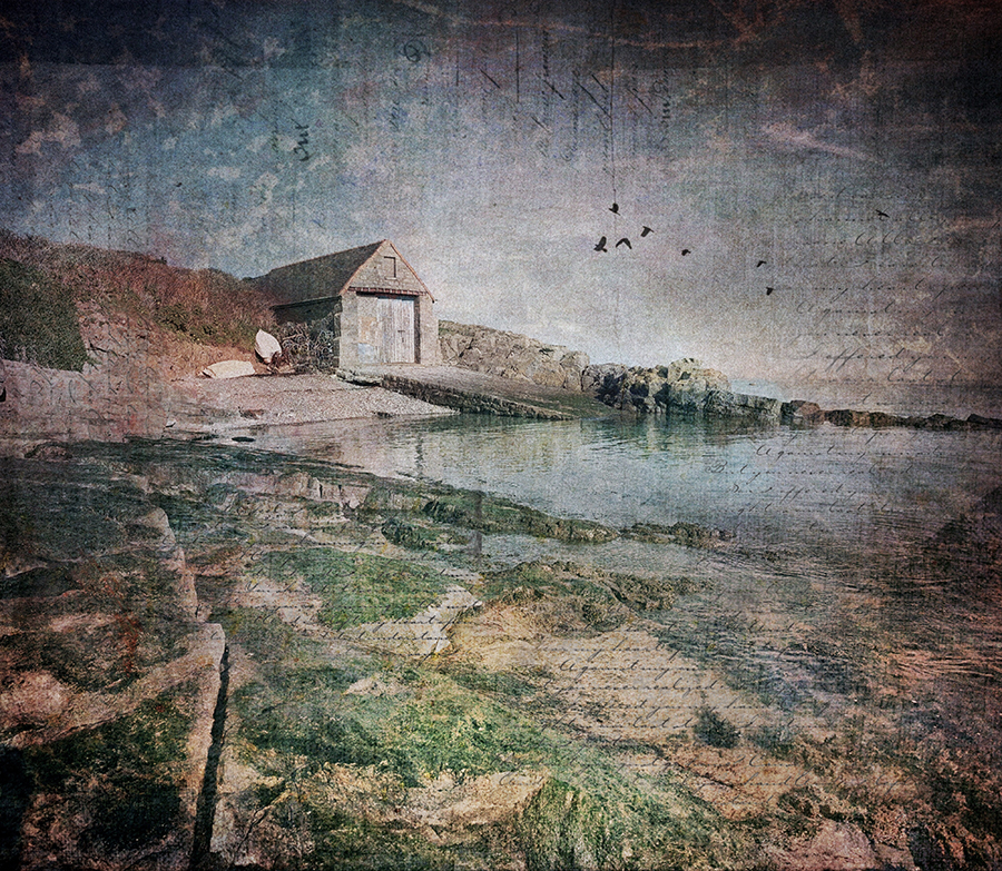 Boathouse Memories © Adrian McGarry