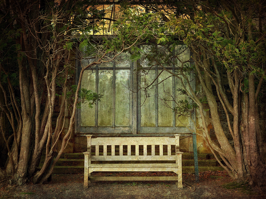 Garden Bench © Adrian McGarry