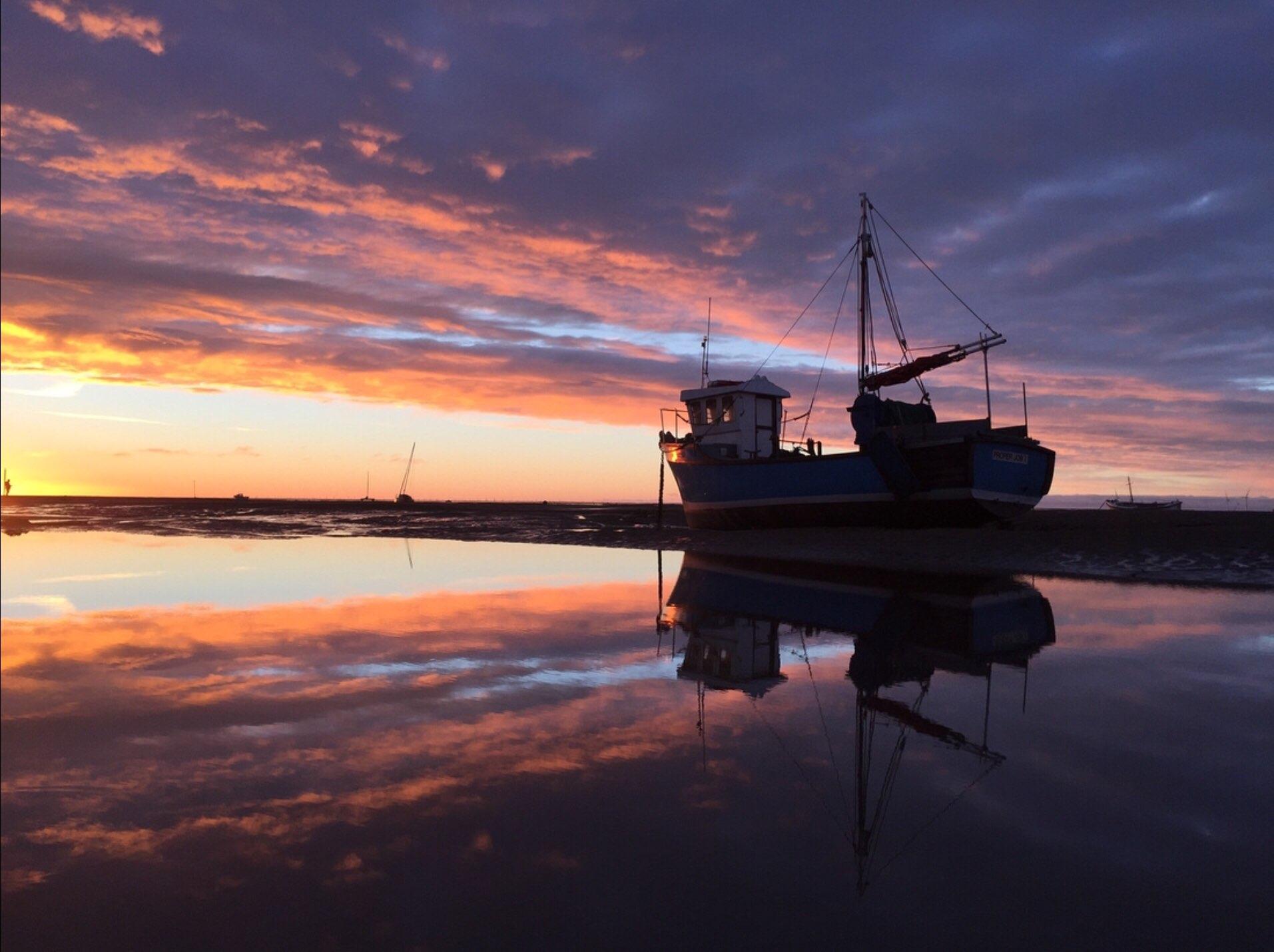 Meols Evening Light - Peter Lovatt.jpg
