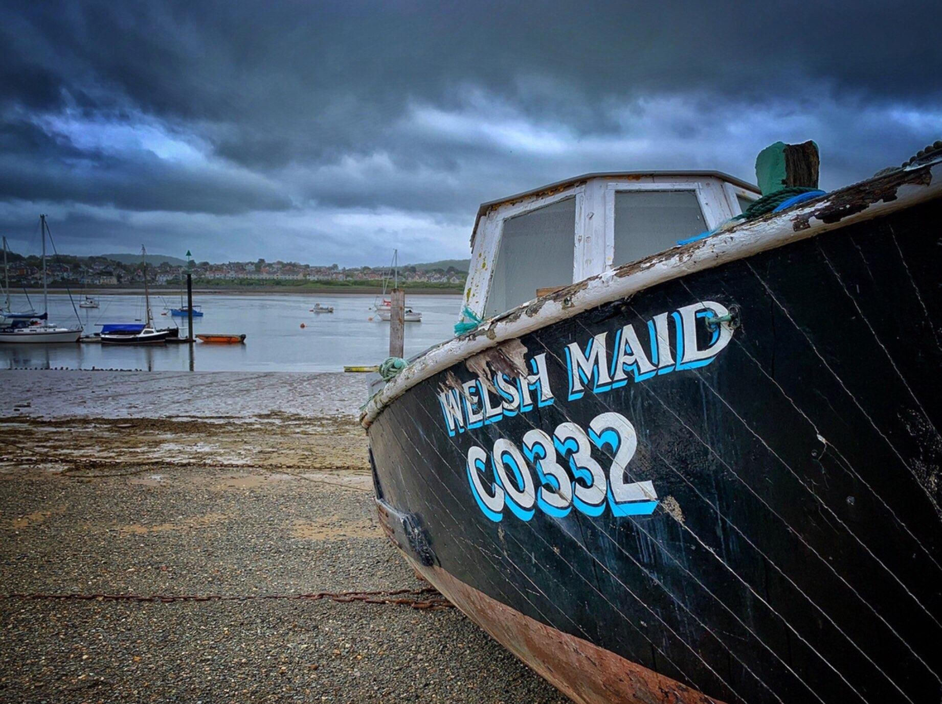 Title: Welsh Maid - Helen Greenwood.jpg