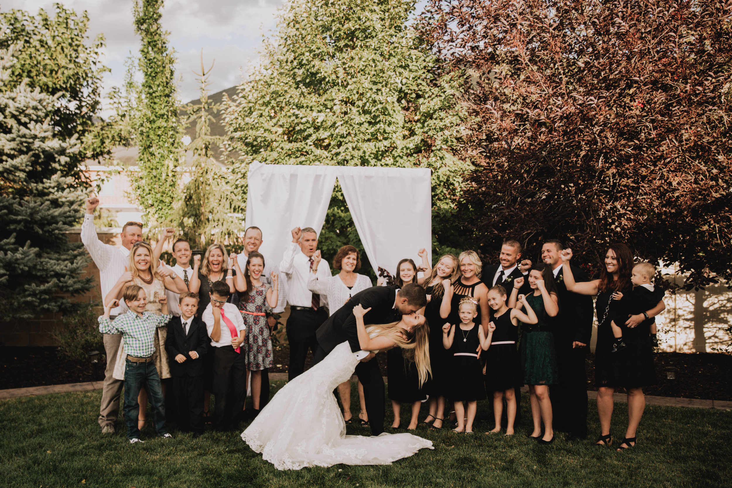 Utah Photographer, Utah Wedding Photographer, Backyard Wedding, Megan and Kevin Buchanan 28.jpg