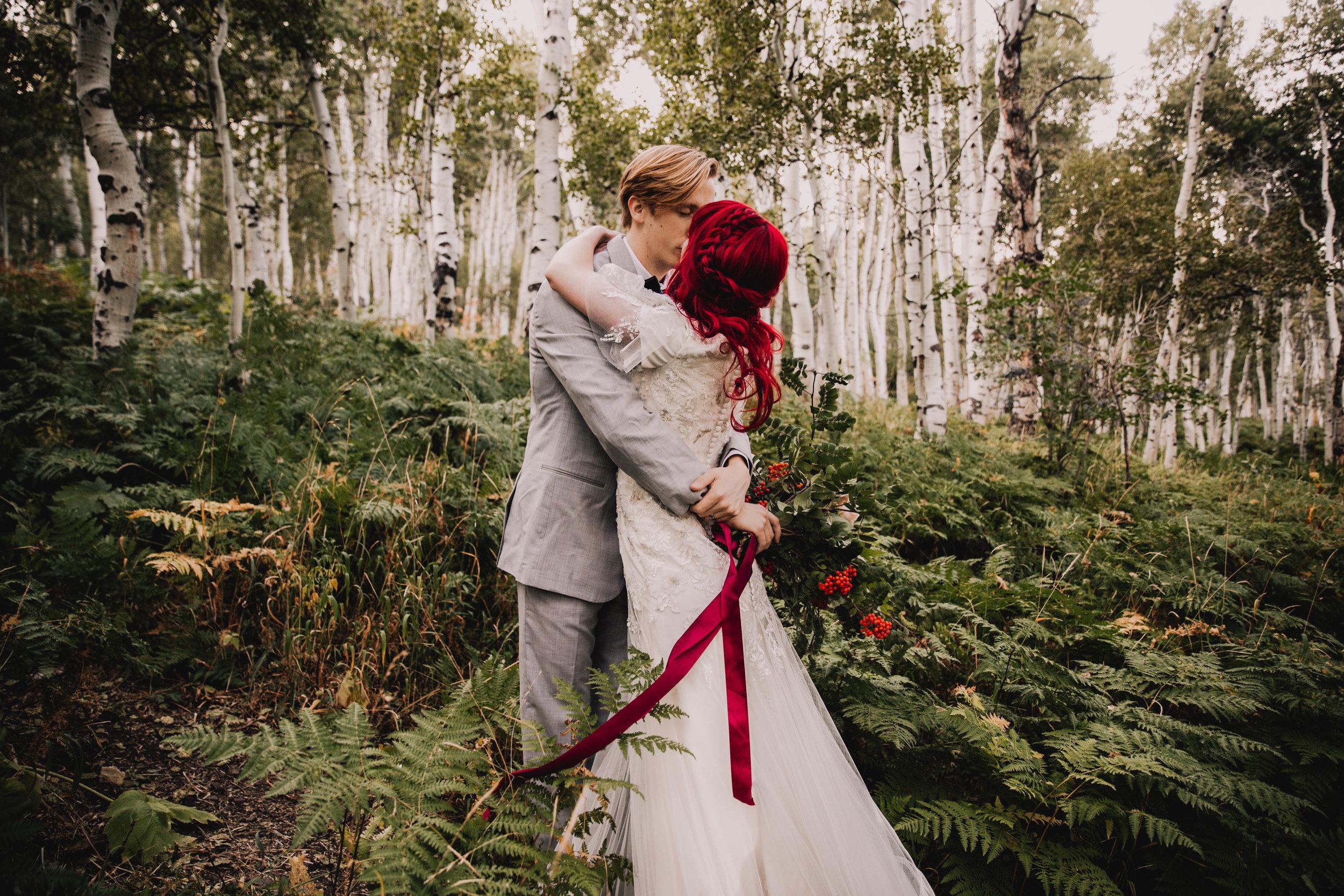 Fall Bridals, Utah Mountain Shoot, Modest Dress, Cecilia Harvard Photography-4.jpg