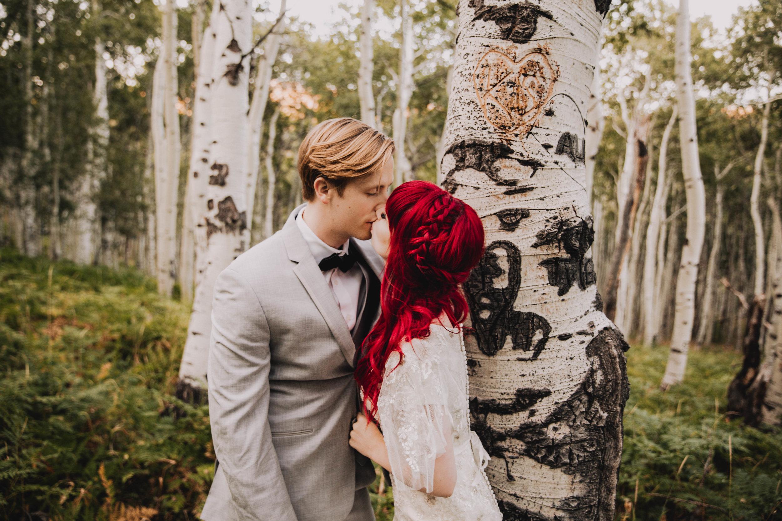 Fall Bridals, Utah Mountain Shoot, Modest Dress, Cecilia Harvard Photography-7.jpg