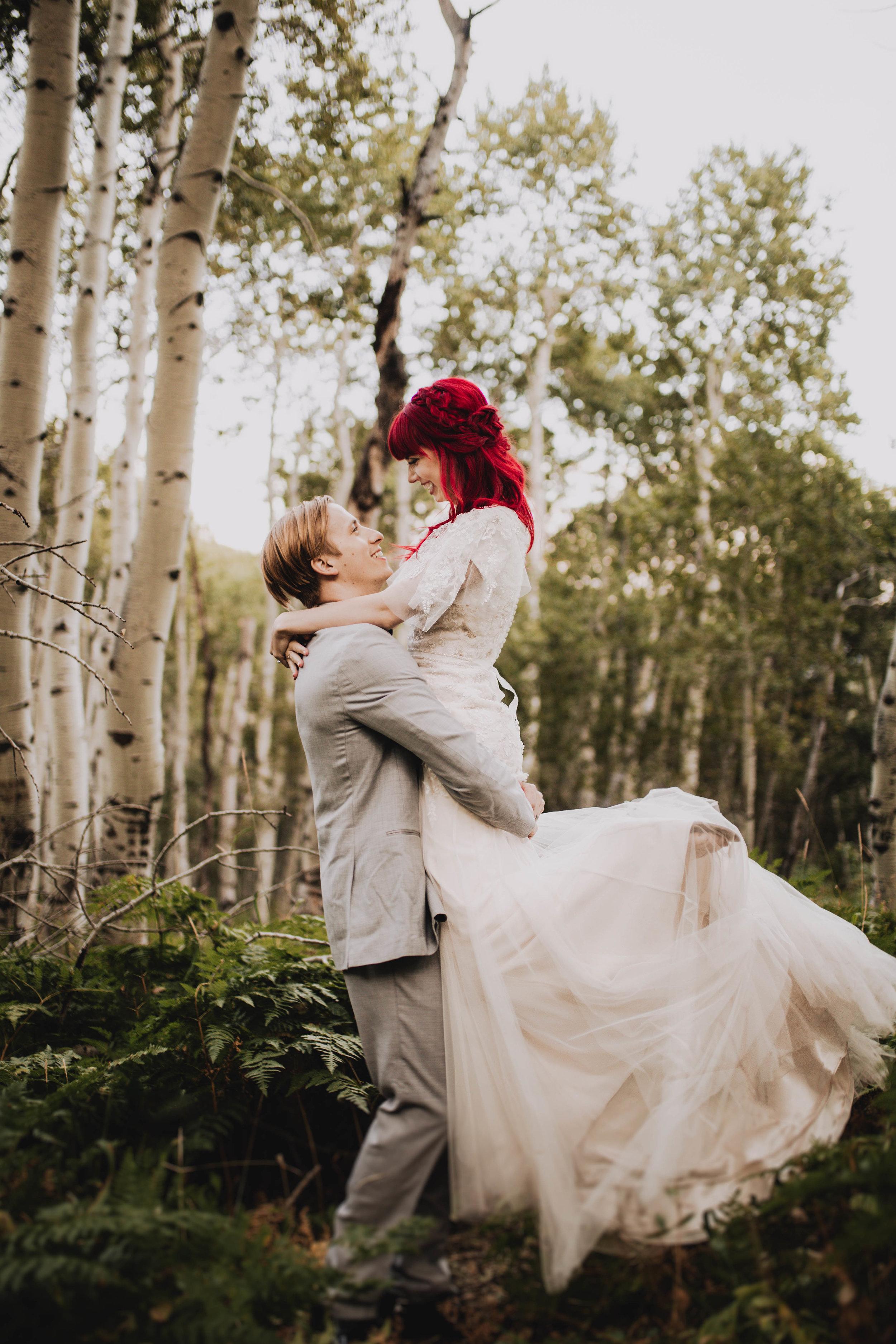 Fall Bridals, Utah Mountain Shoot, Modest Dress, Cecilia Harvard Photography-11.jpg