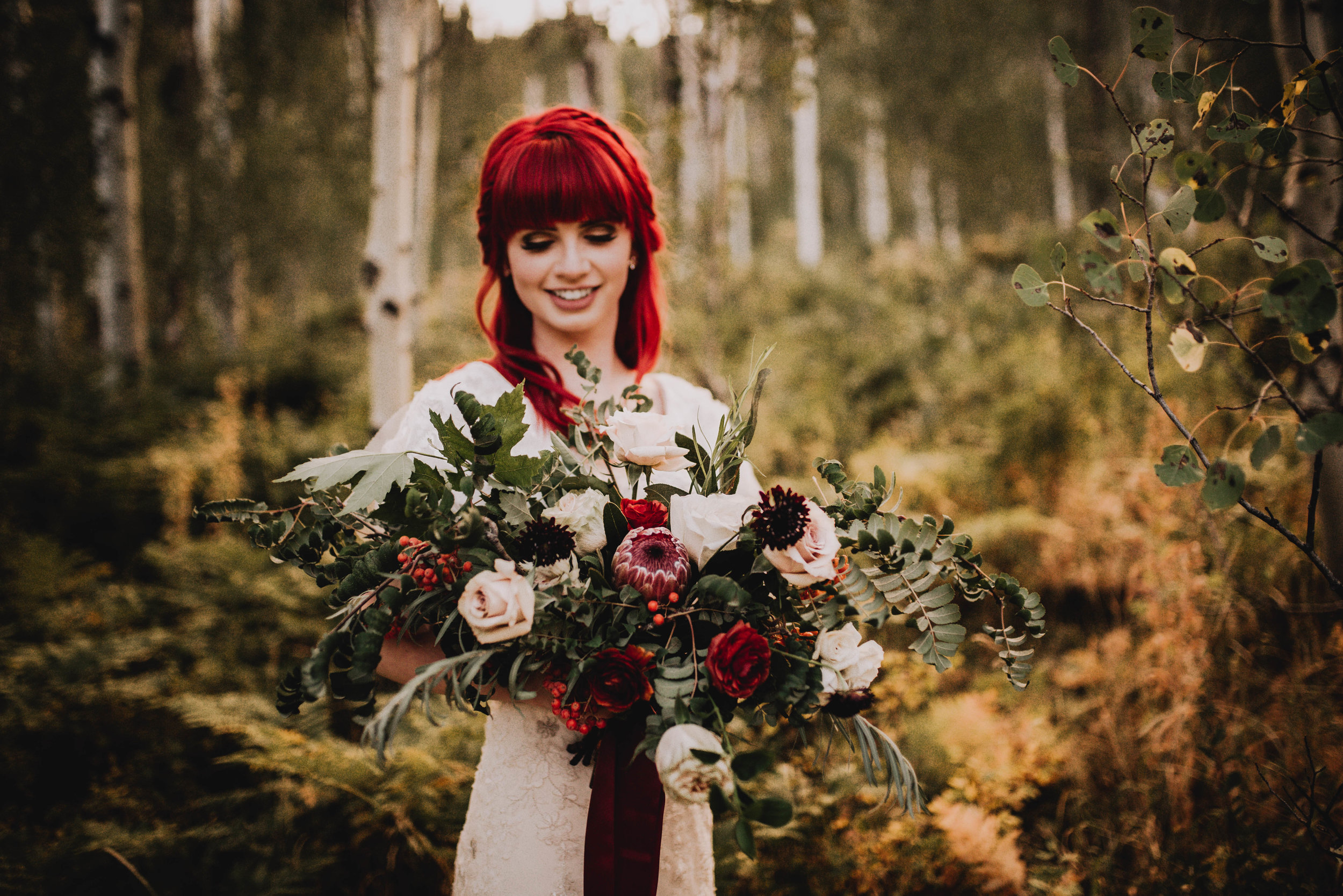 Fall Bridals, Utah Mountain Shoot, Modest Dress, Cecilia Harvard Photography-18.jpg
