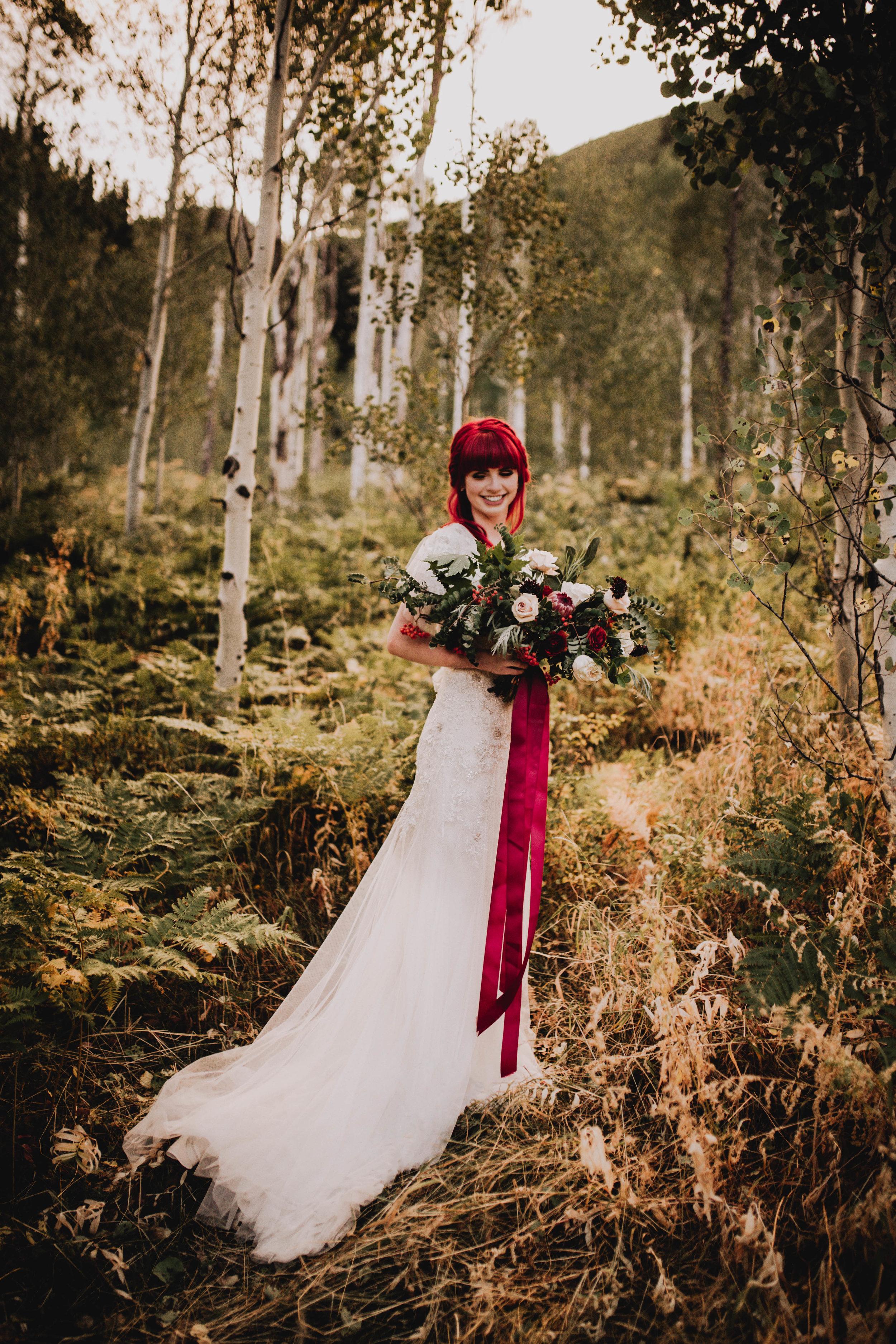 Fall Bridals, Utah Mountain Shoot, Modest Dress, Cecilia Harvard Photography-19.jpg