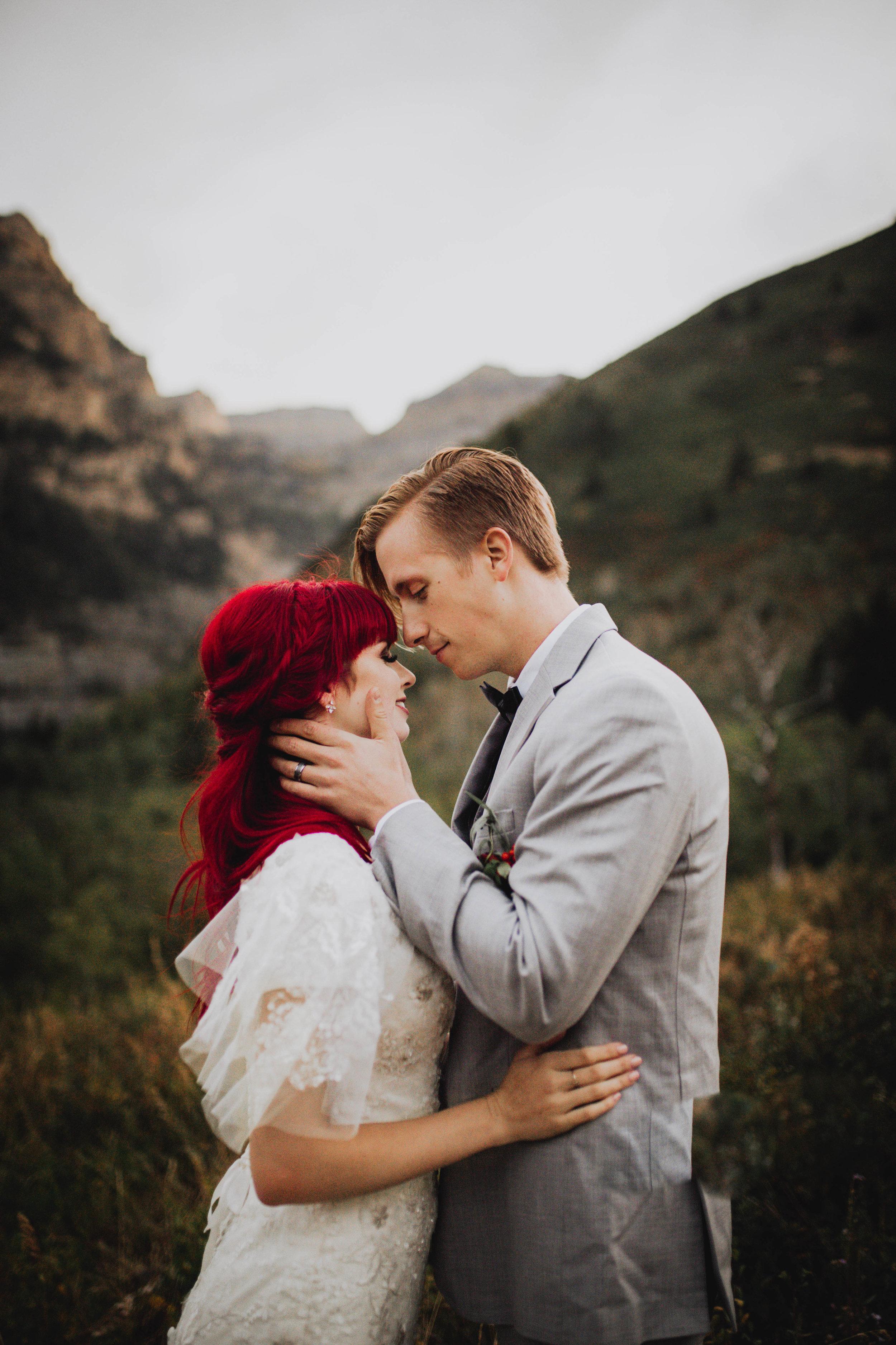 Fall Bridals, Utah Mountain Shoot, Modest Dress, Cecilia Harvard Photography-24.jpg