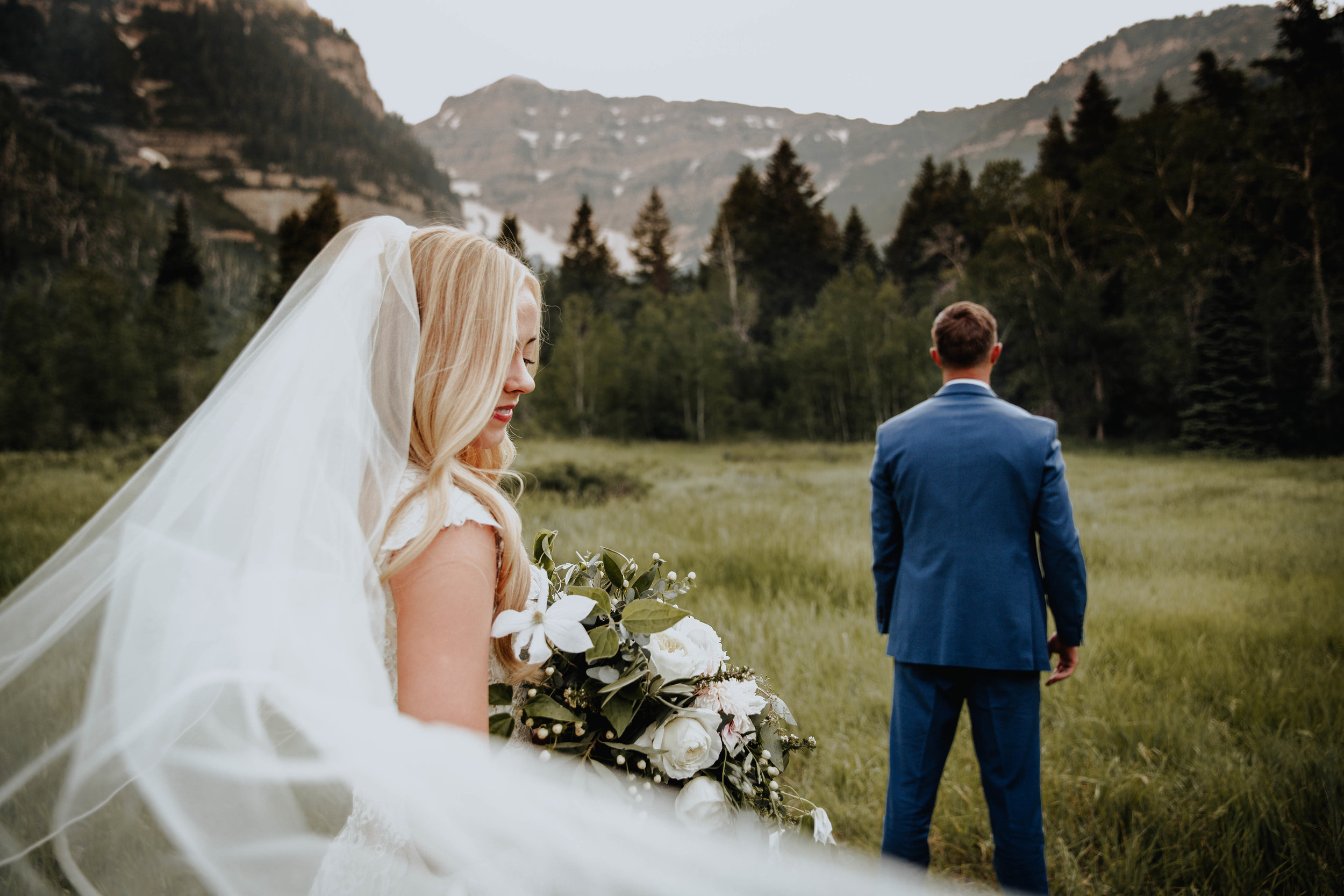 Sundance Elopement Photographer