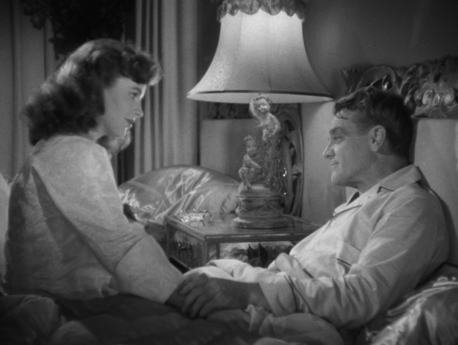 Cunning Ralph Cotter in  Kiss Tomorrow Goodbye  (1950)