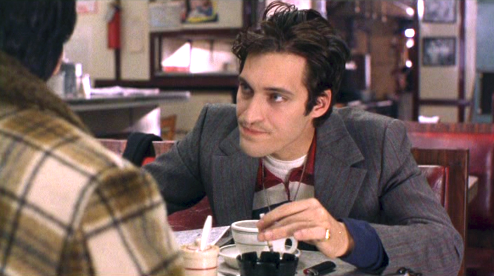 Vincent Gallo as Russ