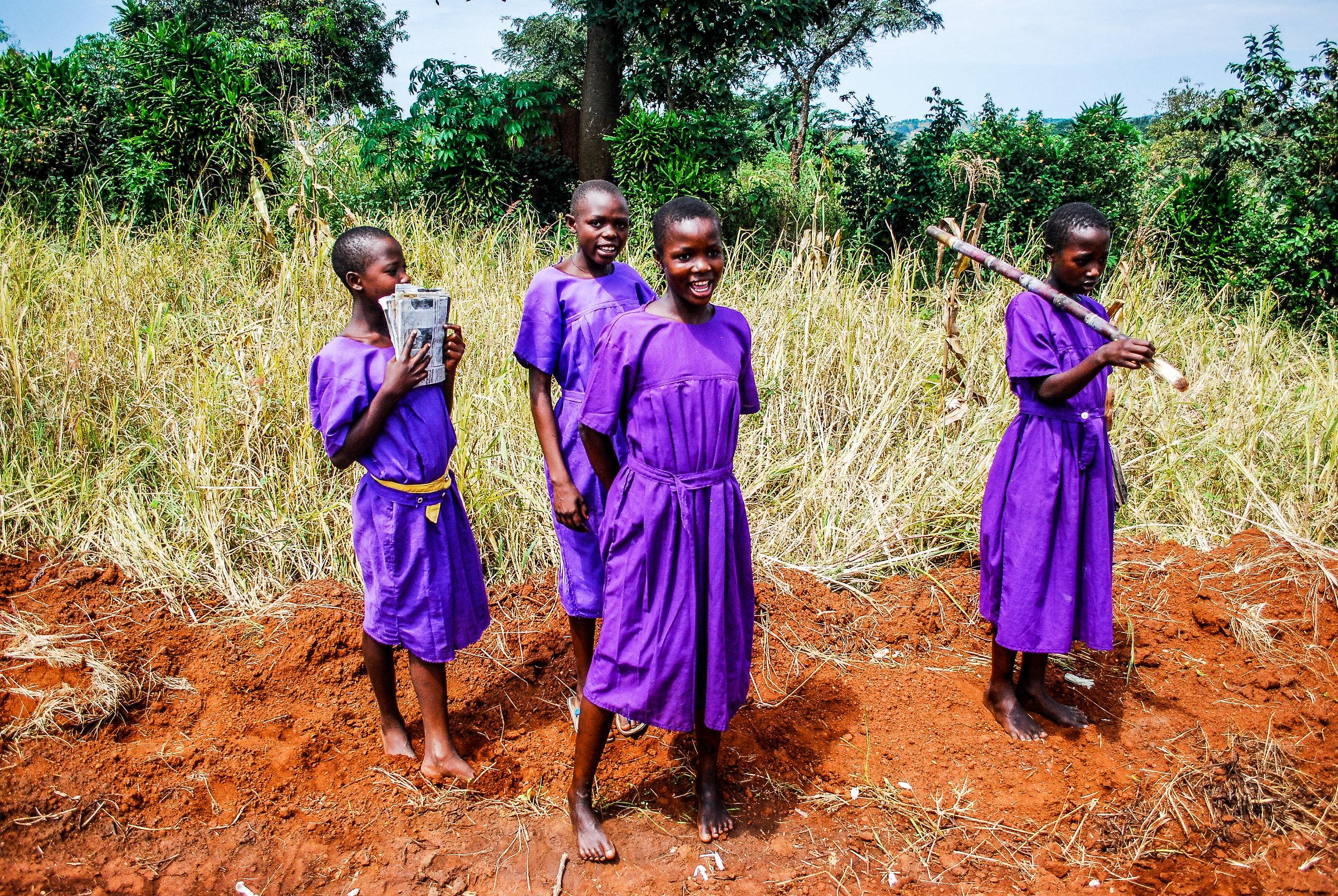 uganda. -