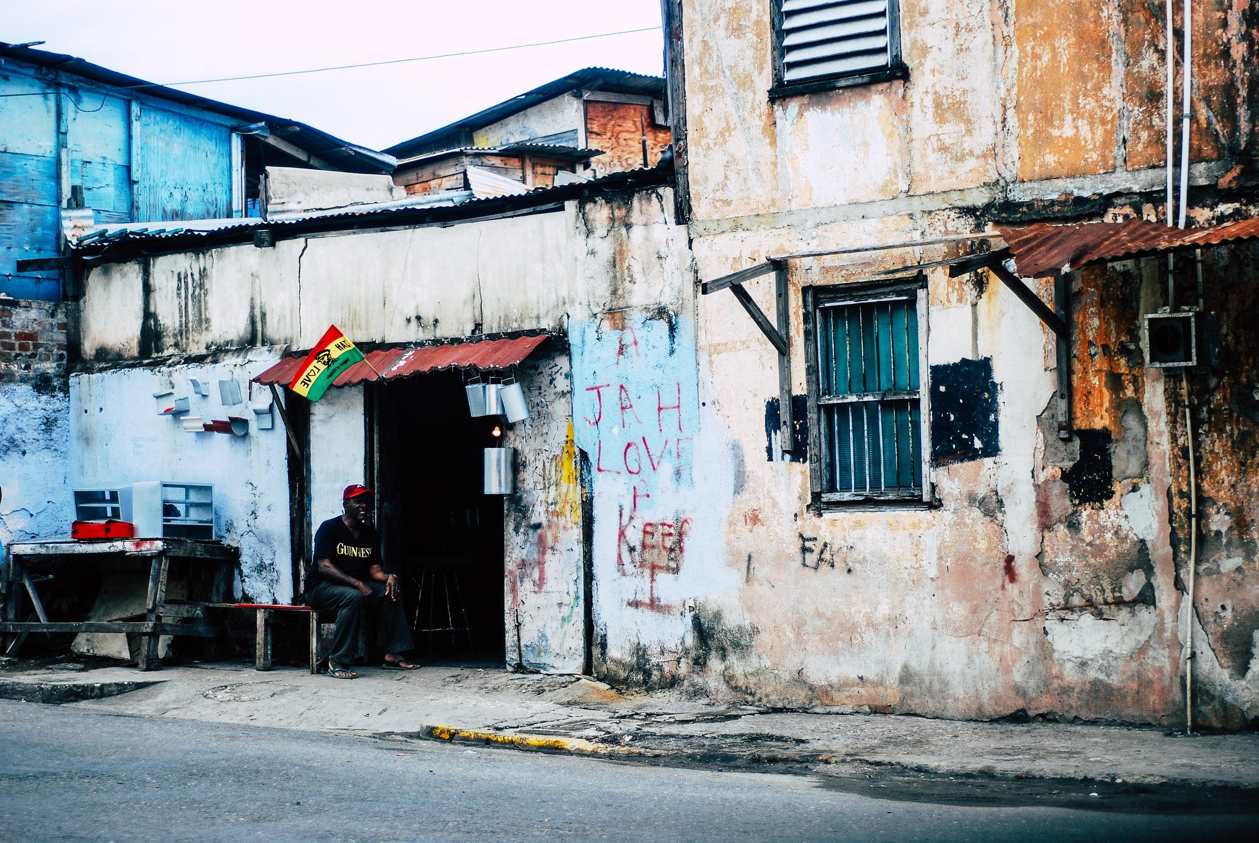 jamaica. -
