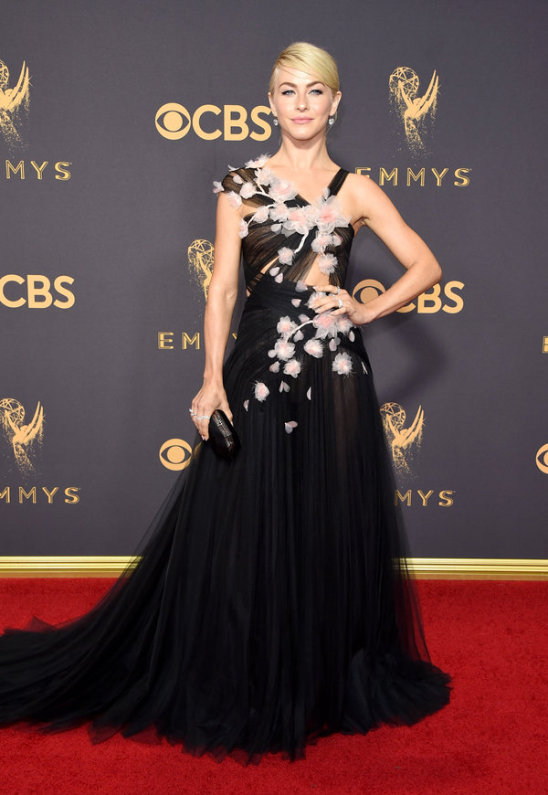 Julianne Hough - I think Julianne is a timeless beauty. This dress was made for her!