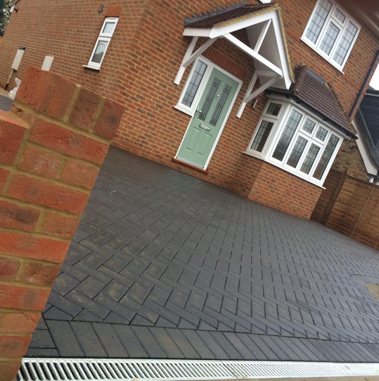 Block Paving Driveway Image