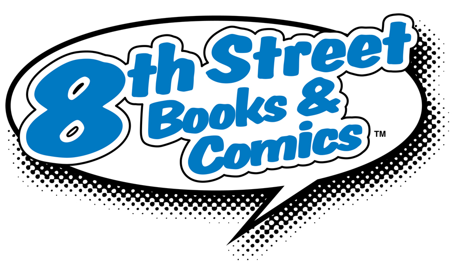 8th Street Books & Comics - 1006 8th Street East, Saskatoon, Saskatchewan, Canada
