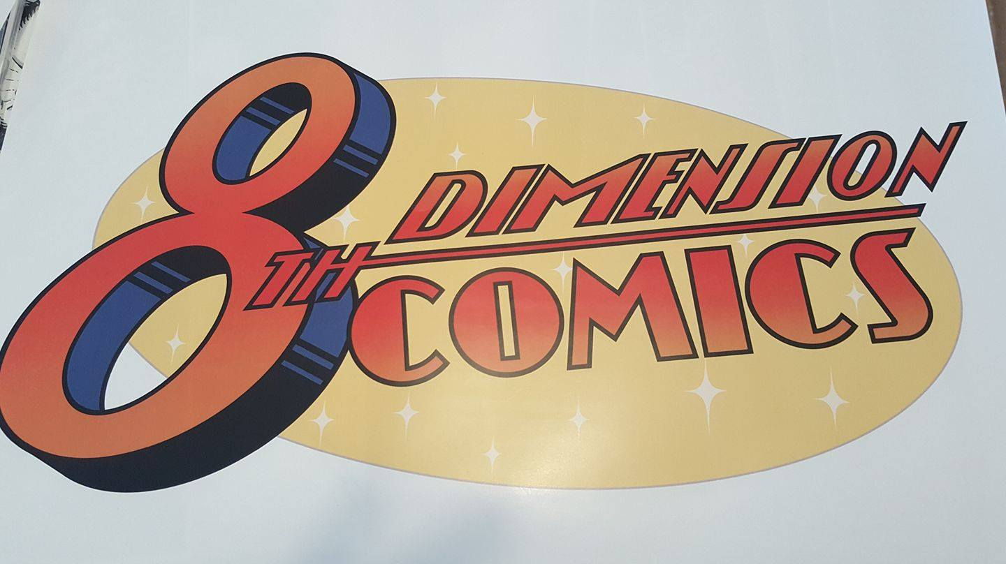 The 8th Dimension Comics - 2418 Main Street, Vancouver, BC, Canada(604) 731-7644
