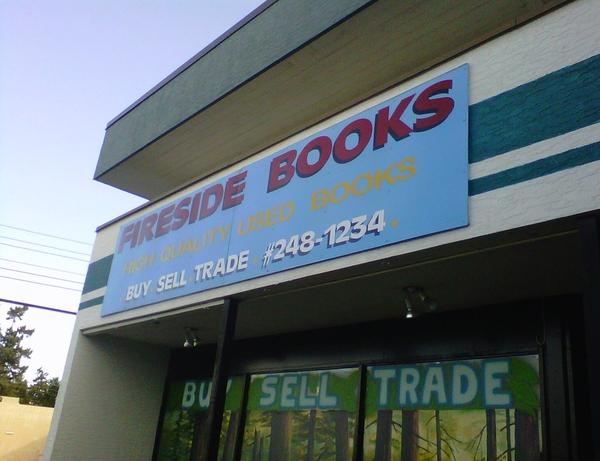 Fireside Books - 114 Middleton Avenue, Parksville, BC, Canadainfo@firesidebooksparksville.com250-248-1234