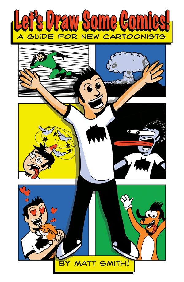 Matt's interactive instructional book