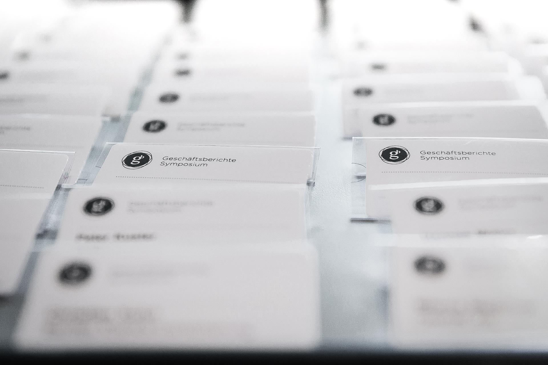 Das Geschäftsberichte-Symposium bringt jährlich Macher und Experten der Unternehmensberichterstattung zusammen.    mehr