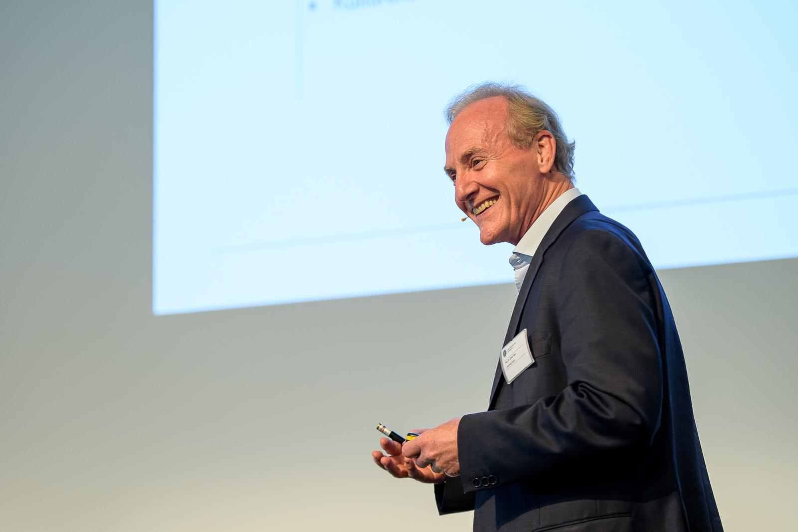 Geschäftsberichte-Symposium 2018 - hosted by CCR