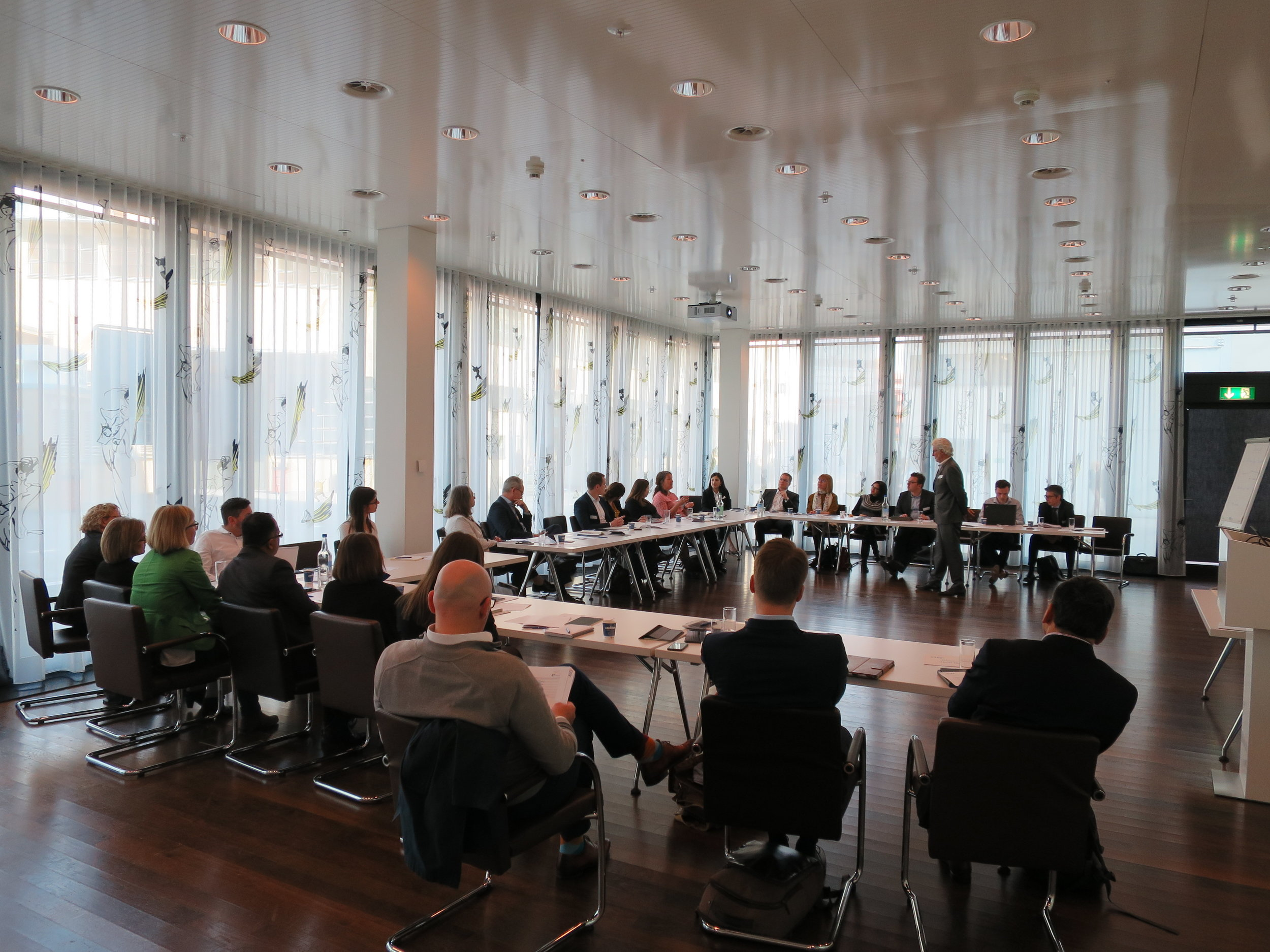 CCR Roundtable: «Materiality at its best – strategic and integrated