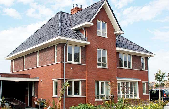 Aannemer in woningbouw en utiliteitsbouw, Noord Holland - NewBouw Villa Marlot, Broekpolder Beverwijk