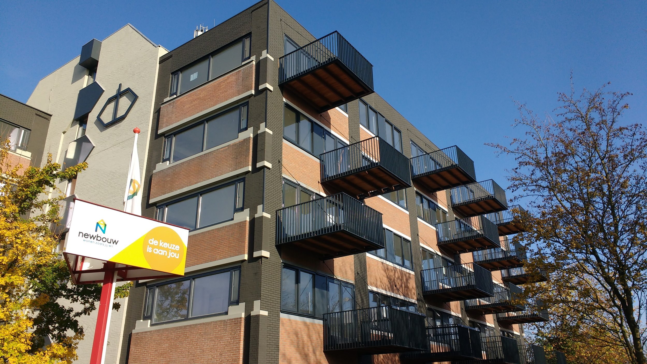 Appartementen De Beeldhouwer