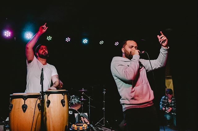 A giant thank you to everyone that came and rocked with us last night at @thatgoodwill!! It was a great show to end the year 😁  A special thank you to the @amadians and @talktopop for having us and to @kayleesmoke for the amazing photos!  Wishing everyone a happy holiday season and look forward to seeing you all in the new year ⛄ . . . . . #winnipegmusic #liveperformance #winnipeg #livehiphop #hiphopmusic #hiphop #livemusic #canadianmusic #art #manitoba #hiphopartist #musician
