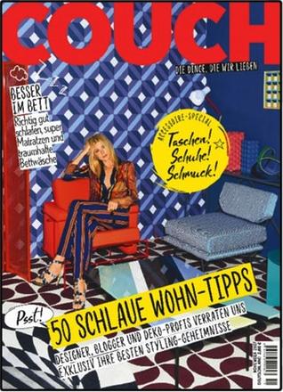 couch magazine - november 2017