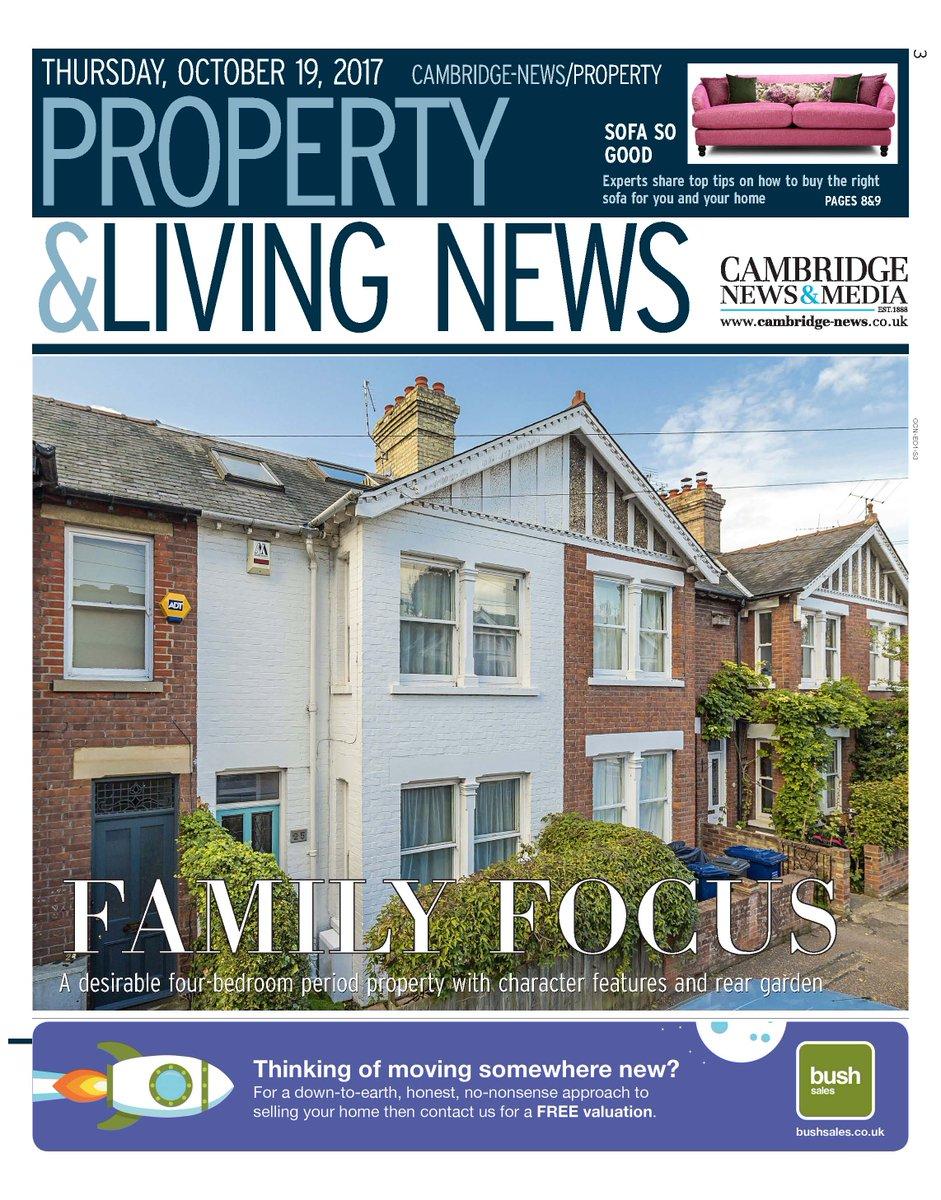 PROPERTY & LIVING NEWS CAMBRIDGE - NOVEMBER 2017