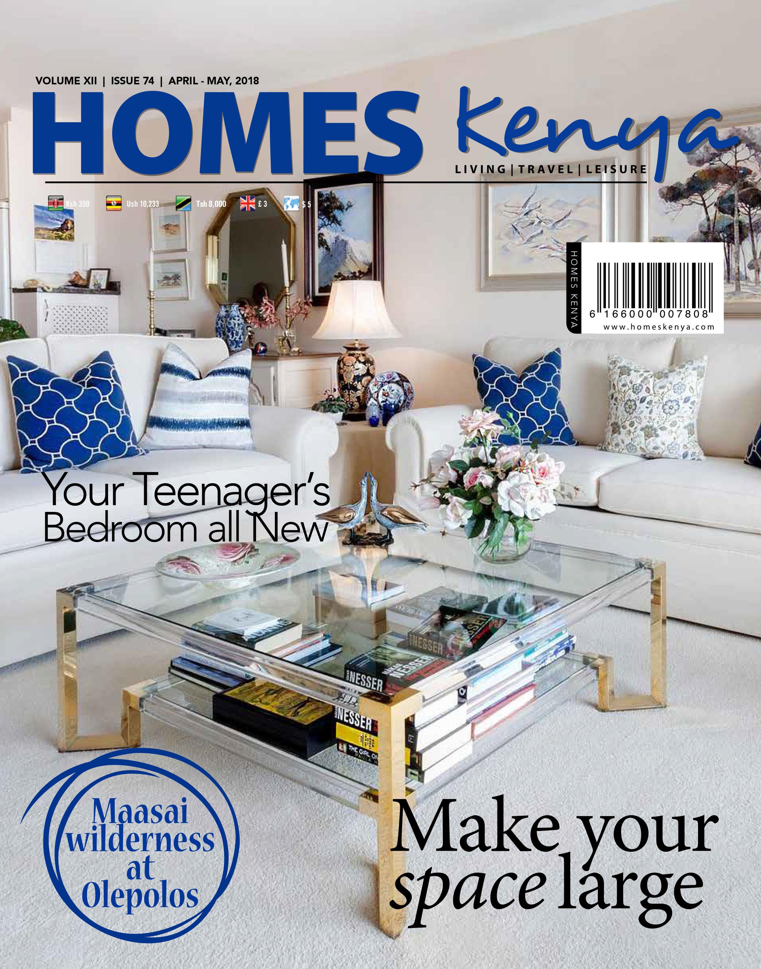 homes kenya - april 2018