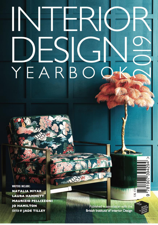 Interior Design YearBook 2019 - January 2019