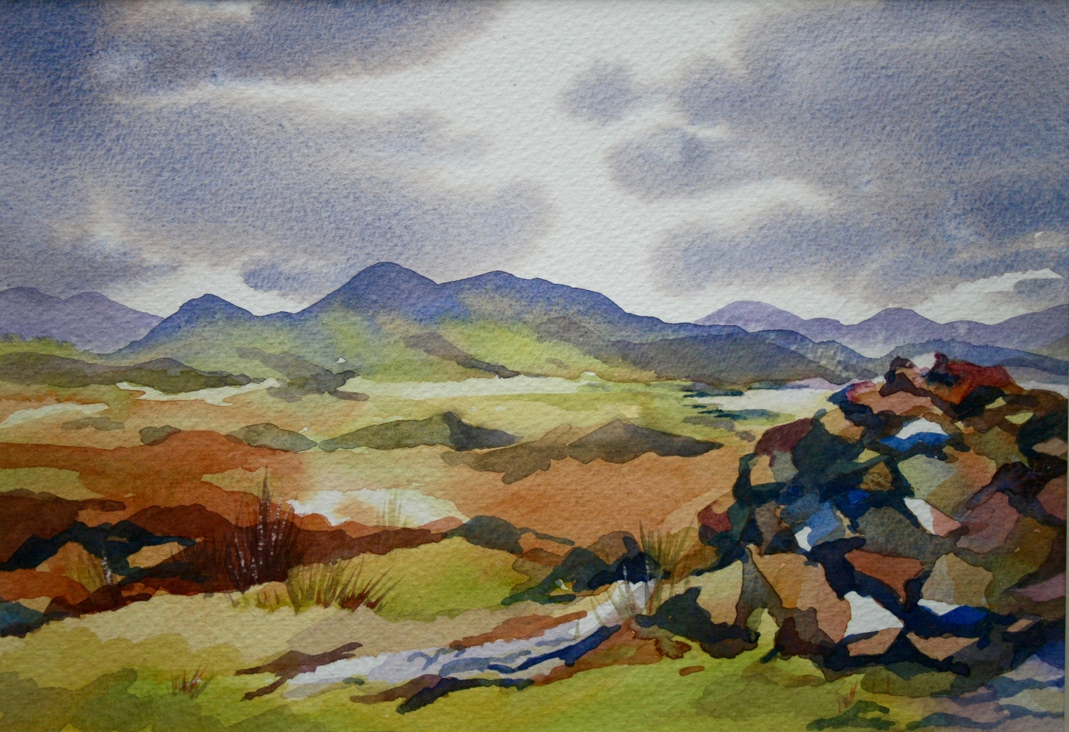 West Highland Landscape