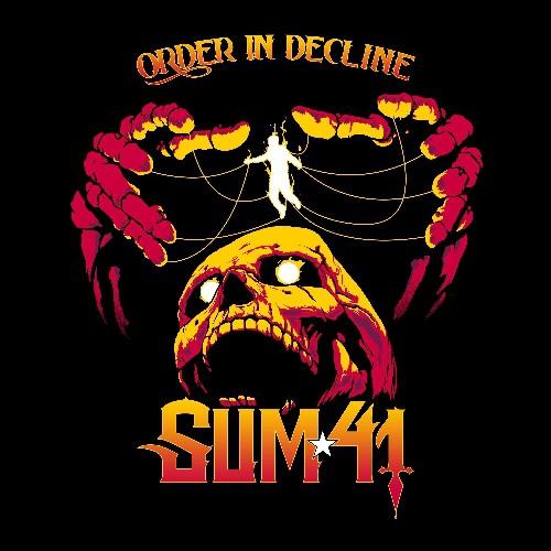 Sum 41 Order In Decline Album Cover