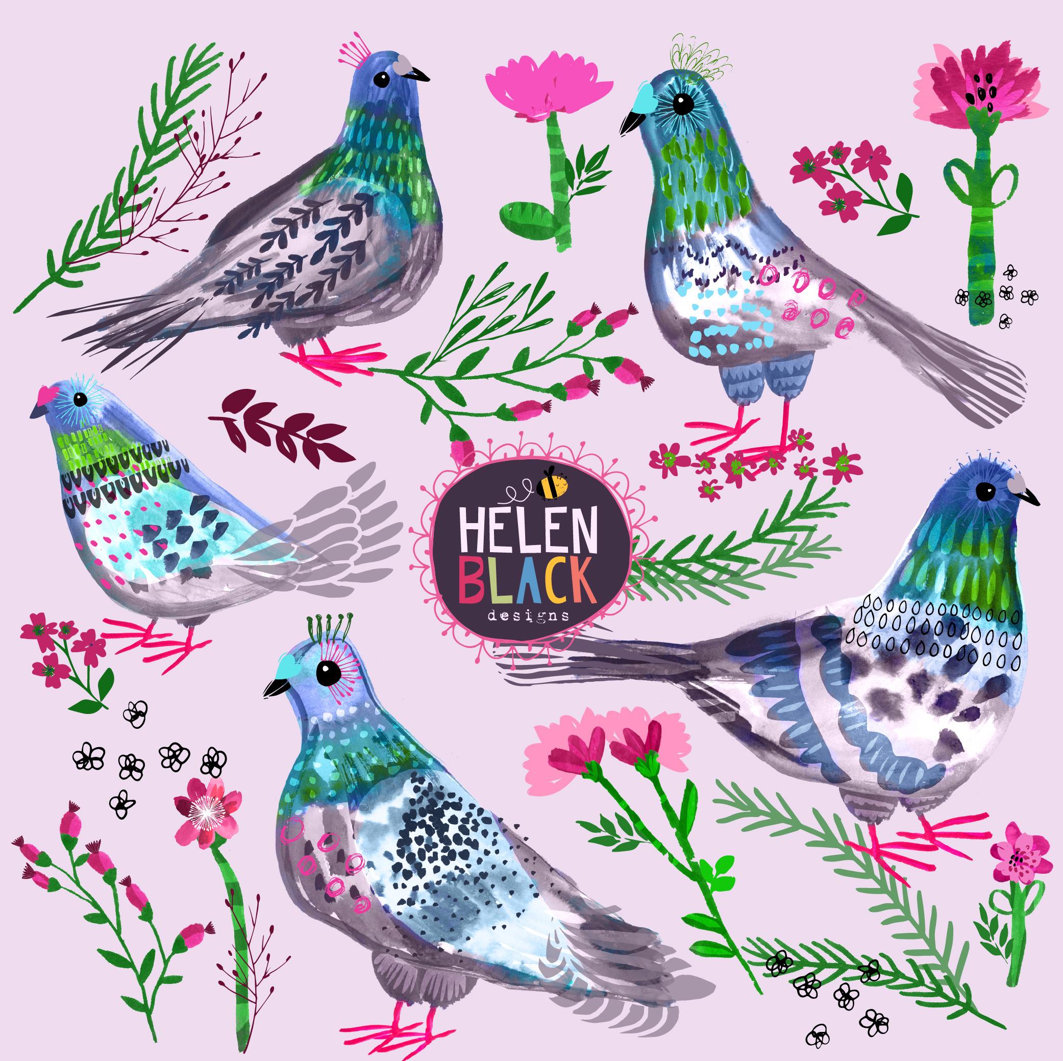 Helen Black 1 pigeons-01.jpg