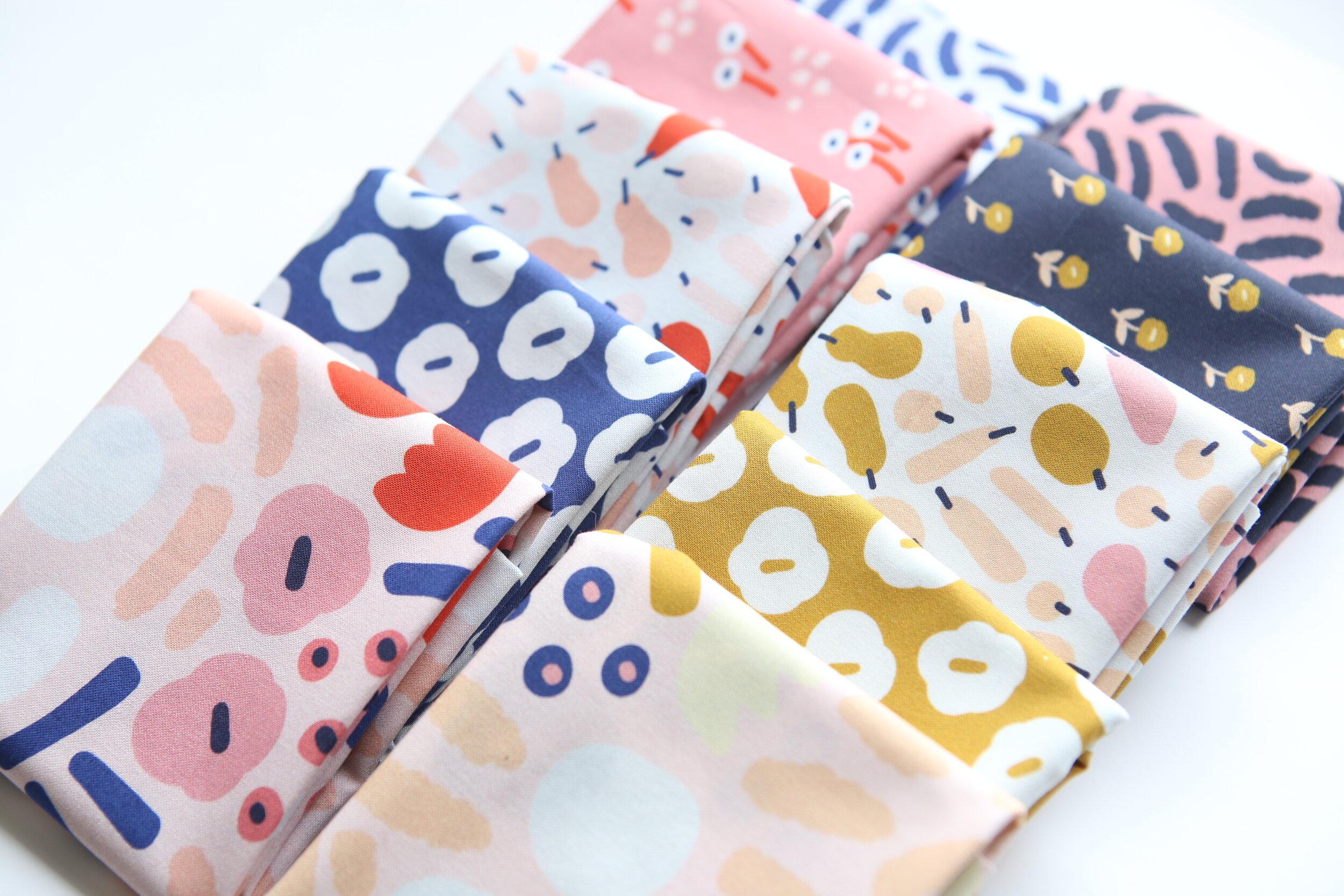 Garden Glory Fabric Collection - PBS Fabrics