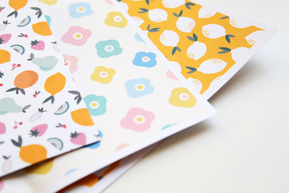 I loved this class! Maja is a great teacher! This was my favorite class on pattern design so far here in Skillshare! - - Gabriela Benke