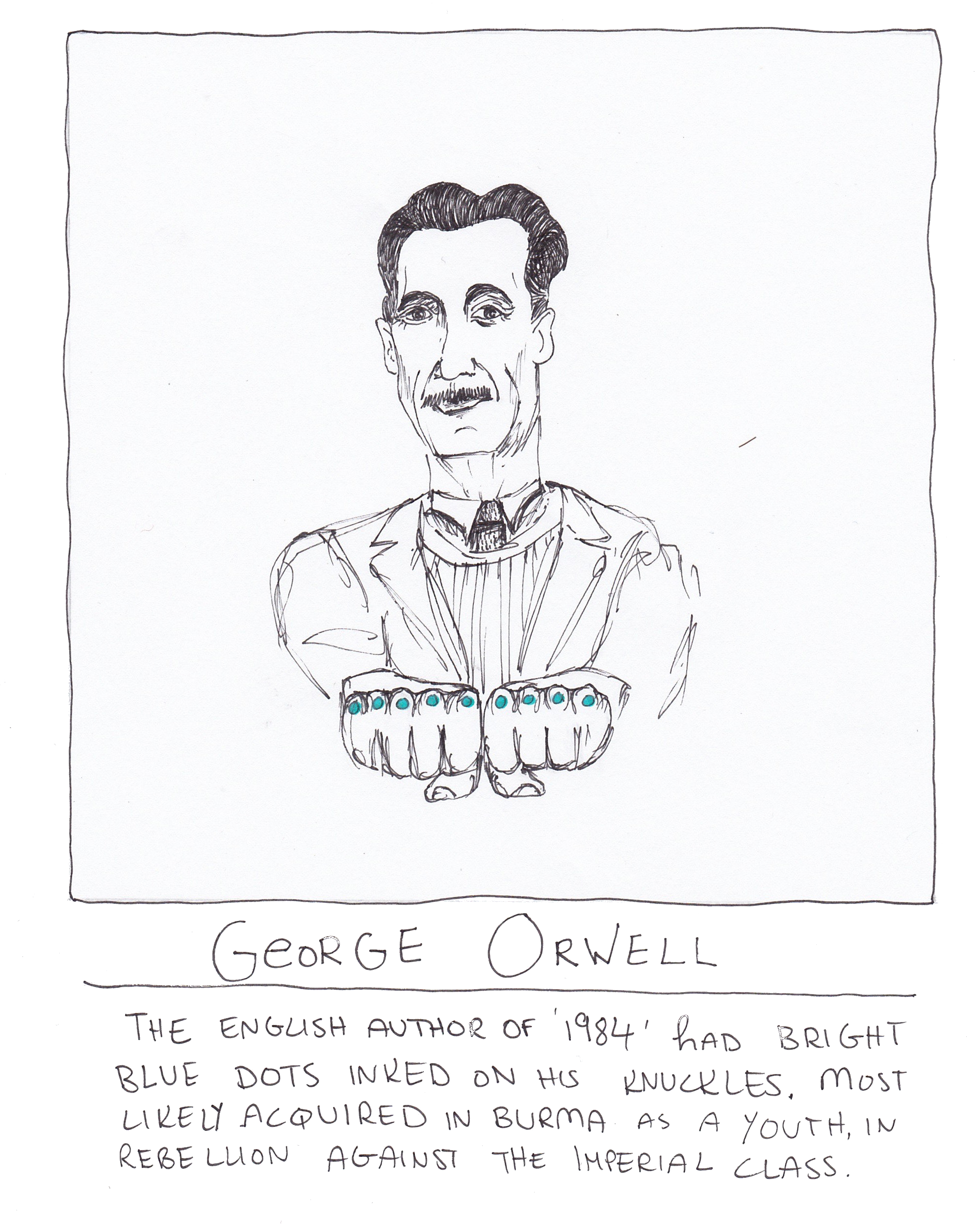 george orwell transparent bck.png